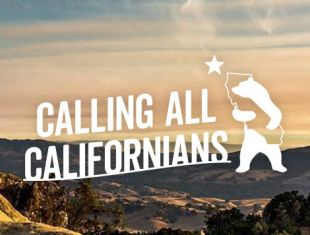 Calling all Californians to Mt. Diablo Region