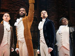 """""""Hamilton"""" San Francisco's cast member Darnell Abraham shares some thoughts on the show and the city with us."""
