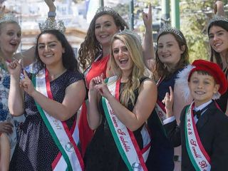 Queen Isabella of the 2018 Italian Heritage Parade, Mia Toracca, shares some thoughts on the city's oldest civic event, North Beach, and San Francisco.