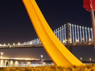 "Everything you need to know about San Francisco's largest, most recognized, and most impressive piece of light art, ""The Bay Lights""."